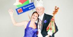 Carnaval-2014-prinsenpaar-Prins-Roger-I-en-Prinses-Sabine-1
